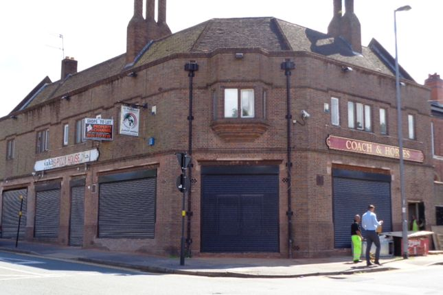 Thumbnail Retail premises for sale in Mary Street, Balsall Heath Birmingham