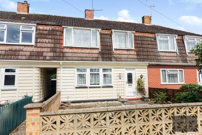 Thumbnail Terraced house for sale in Georges Close, Exeter