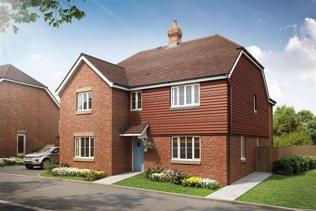 Thumbnail Detached house for sale in Tenterden Road, Rolvenden, Cranbrook