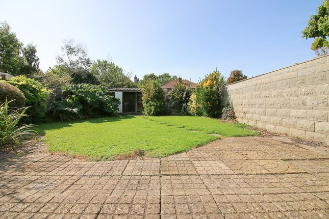Garden of Halswell Road, Clevedon BS21