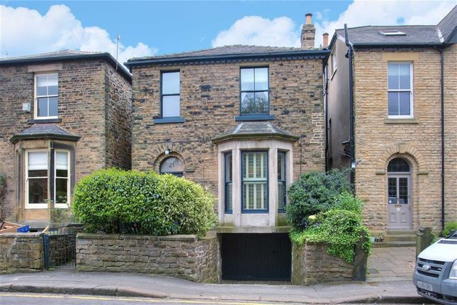 Thumbnail Detached house to rent in Ashdell Road, Broomhill, Sheffield