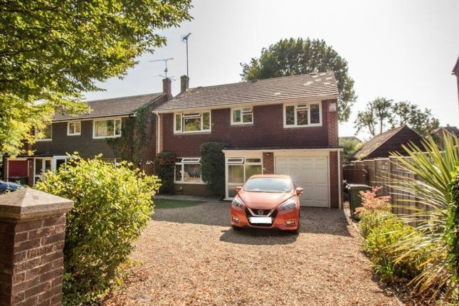 Thumbnail Detached house for sale in Darlington Road, Basingstoke
