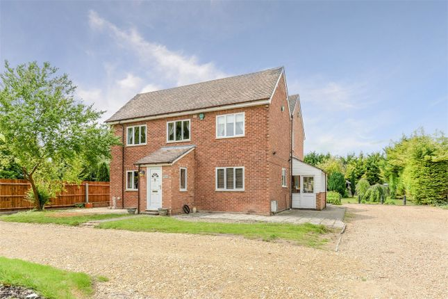 4 bed detached house for sale in Cambridge Road, Melbourn