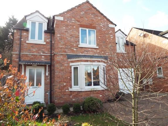 Thumbnail Detached house for sale in Howards Court, Kirby Muxloe, Leicester, Leicestershire