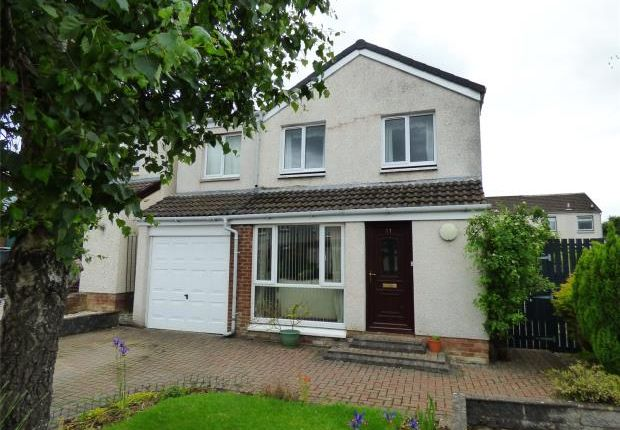 Thumbnail Detached house for sale in Mosspark Court, Georgetown, Dumfries