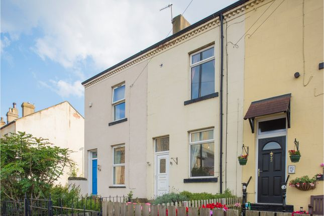 Thumbnail Terraced house for sale in Airedale View, Rodley