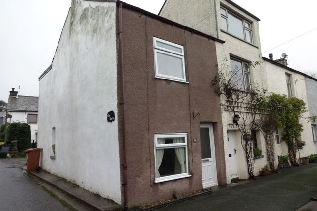 Thumbnail End terrace house for sale in 28 Evers Cottage, Saves Lane, Askam In Furness, Cumbria