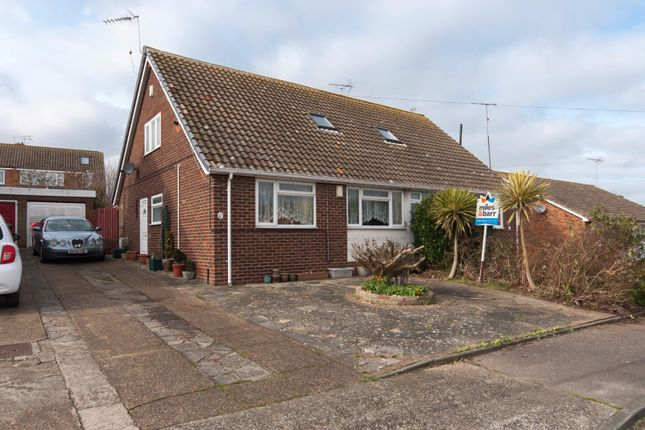 3 bed semi-detached bungalow for sale in St. Andrews Close, Margate