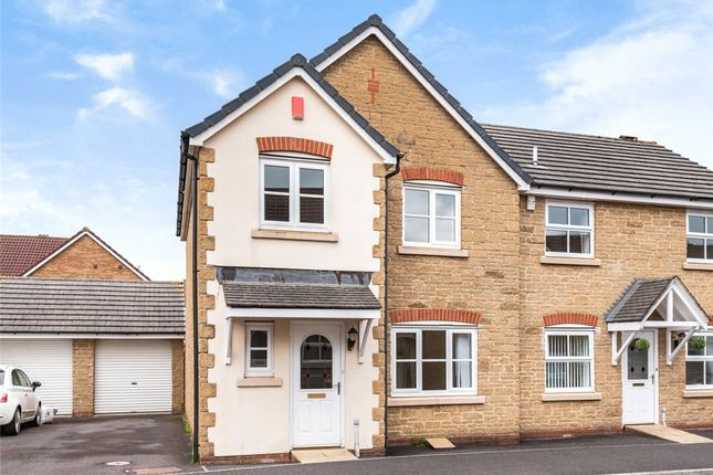 3 bed semi-detached house for sale in Adams Meadow, Ilminster TA19