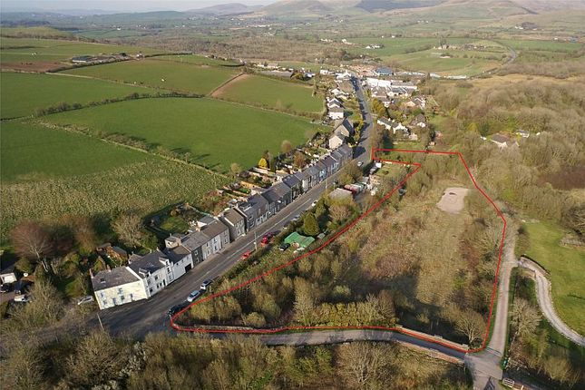 Thumbnail Land for sale in Rowrah, Frizington
