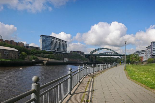 Thumbnail Flat to rent in Echo Building, West Wear Street, City Centre, Sunderland, Tyne And Wear