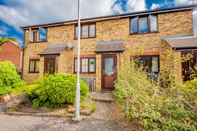 Thumbnail Terraced house to rent in Cross Gates Close, Bracknell
