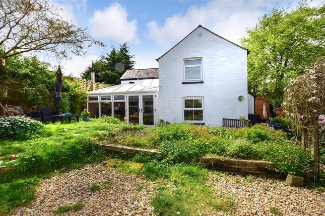 Thumbnail Detached house for sale in Norton Green, Freshwater, Isle Of Wight