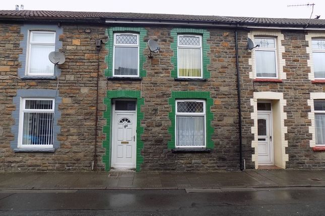 Thumbnail Terraced house for sale in Gelli Road, Gelli, Pentre, Rhondda, Cynon, Taff.