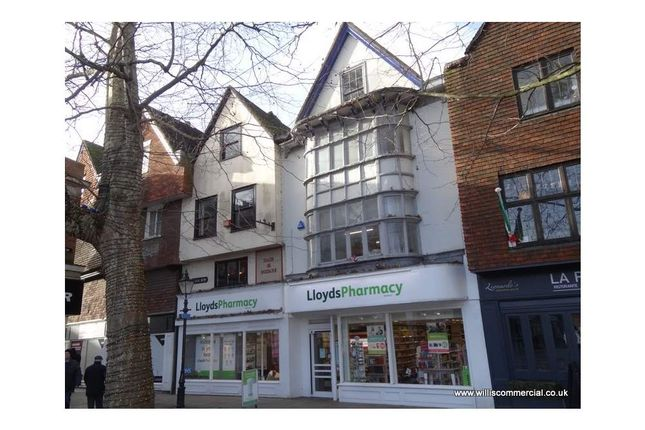 Thumbnail Retail premises to let in 4-6 Minster Street, Salisbury