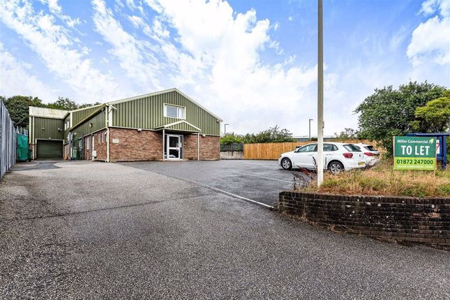 Office to let in 50, Cardrew Way, Redruth, Cornwall