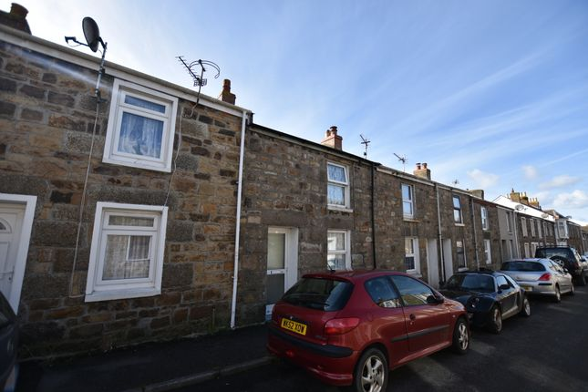 Thumbnail Terraced house for sale in Tolcarne Street, Camborne