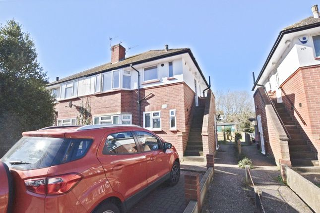 Thumbnail Maisonette to rent in Clyde Road, Addiscombe, Croydon