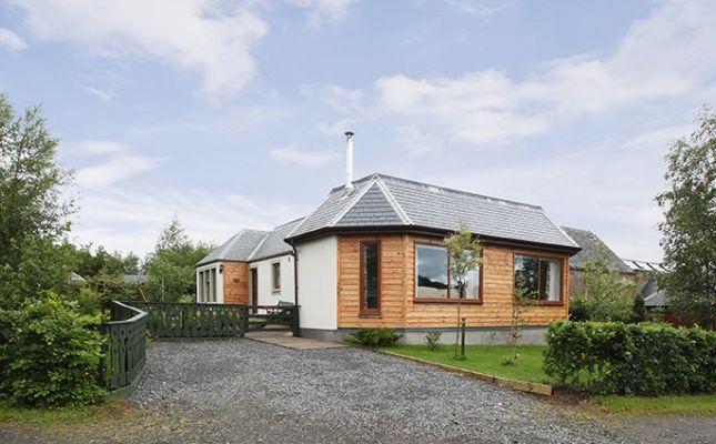 Thumbnail Property for sale in Macbiehill, Lamancha, West Linton