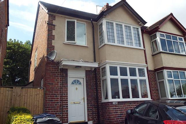 Thumbnail Semi-detached house to rent in Orphanage Road, Erdington, Birmingham