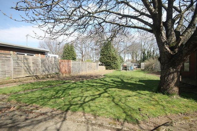 Thumbnail Detached bungalow for sale in Sutton Road, Maidstone, Kent