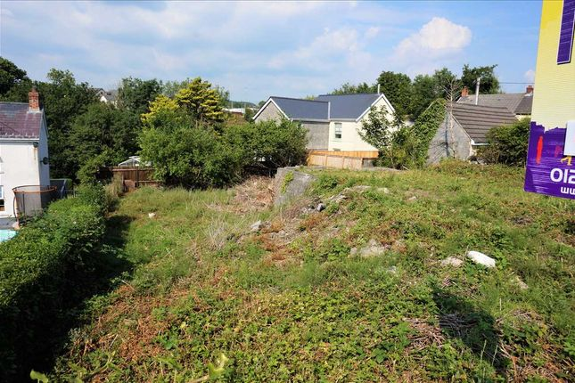 Land for sale in Carmarthen Road, Cross Hands, Llanelli SA14