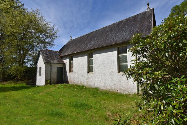 Thumbnail Detached house for sale in South Laggan, By Spean Bridge