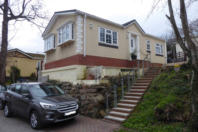 Thumbnail Mobile/park home for sale in Bryn Gynog Park, Conwy, Wales