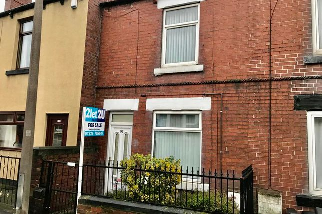 Terraced house for sale in Snape Hill Road, Barnsley