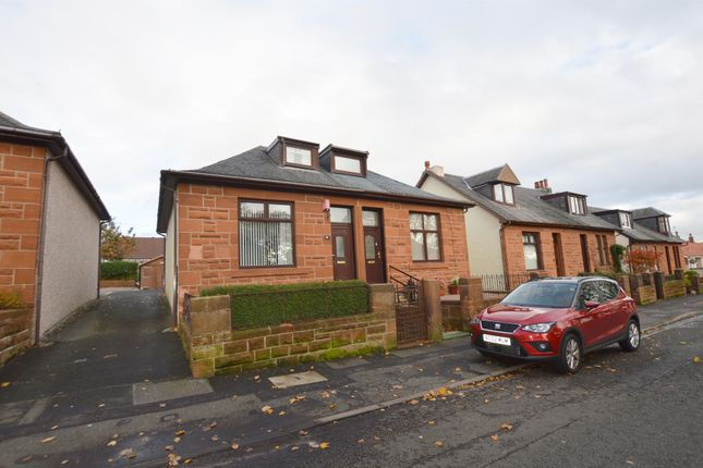 Semi-detached house for sale in 59 Dundonald Road, Dreghorn, Irvine