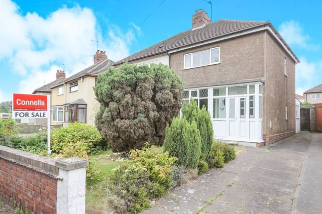 3 bed semi-detached house for sale in Fordhouse Road, Bushbury, Wolverhampton