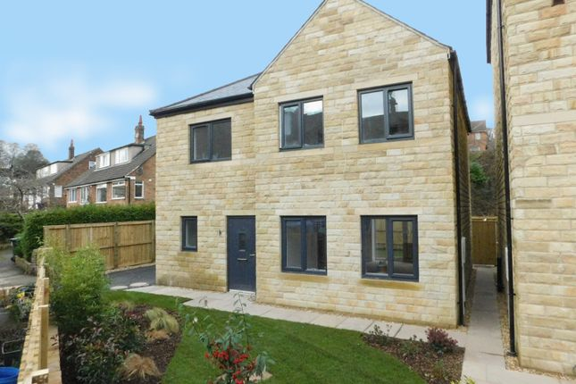 Thumbnail Detached house for sale in Roundwood Avenue, Baildon