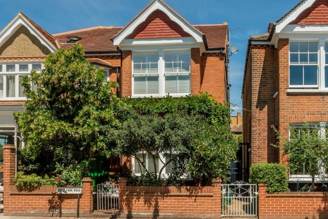 Thumbnail Property for sale in West Park Road, Kew