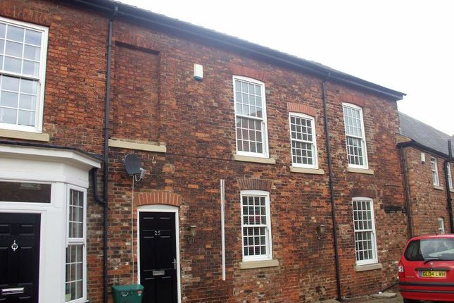 Thumbnail Town house to rent in Stonegate, Thorne, Doncaster