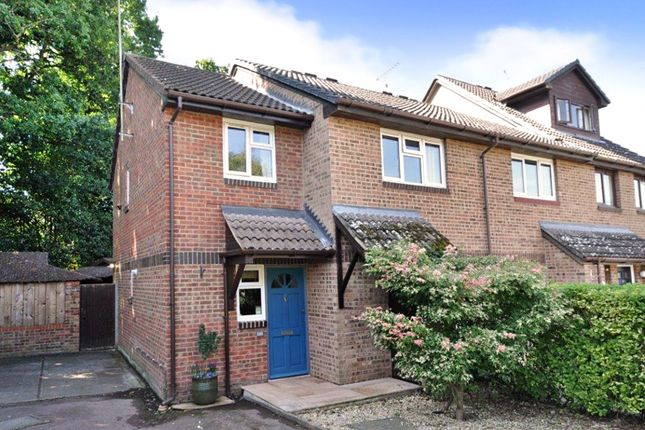Thumbnail End terrace house for sale in Horsham, West Sussex