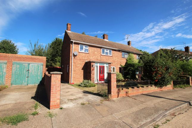 3 bed semi-detached house for sale in Gosfield Road, Colchester, Essex