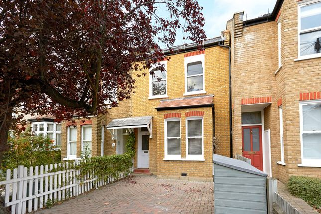 4 bed terraced house for sale in Pepys Road, West Wimbledon, London