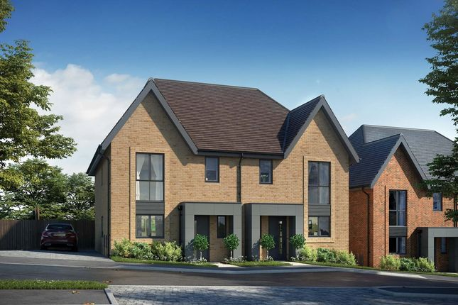 "Thumbnail Property for sale in ""Oxford"" at New House Farm Drive, Birmingham"