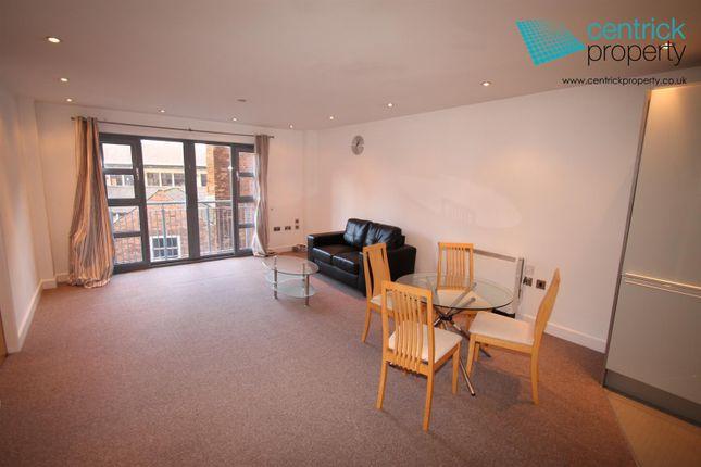 Living Area of Castle Exchange, 41 Broad Street, Nottingham NG1