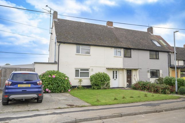 3 bed semi-detached house for sale in Little Dunmow, Dunmow, Essex CM6
