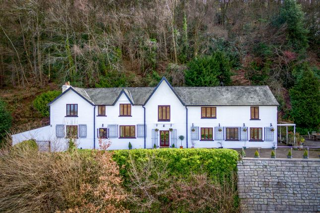 Thumbnail Detached house for sale in Kerne Bridge, Walford, Ross-On-Wye