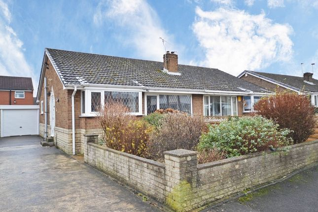 Thumbnail Semi-detached bungalow for sale in Westfield Drive, Ossett