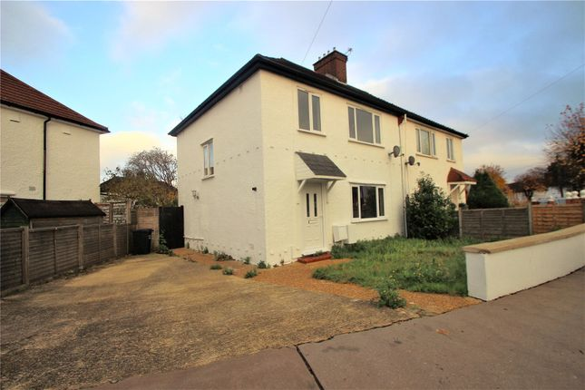 Thumbnail Property for sale in Bates Crescent, Waddon, Croydon