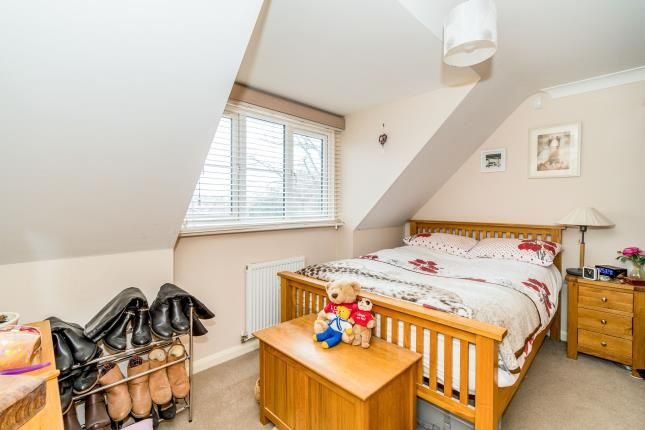 Bedroom Two of Blackwater Drive, Totton, Southampton SO40
