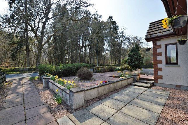 Front Garden of 3 Kilmore Road, Drumnadrochit, Inverness. IV63