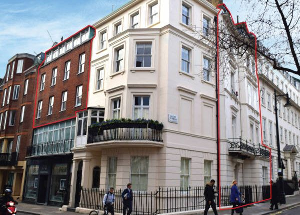 Thumbnail Block of flats for sale in Queen Street, London