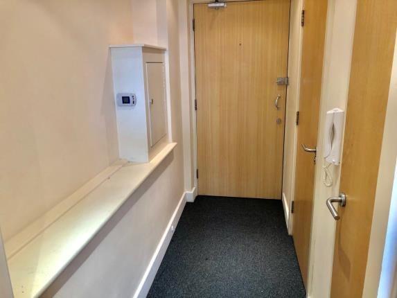 Entrance Hall of Rutland Street, Leicester, Leicestershire, England LE1
