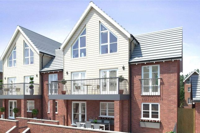 Thumbnail Property for sale in Plot 194 Stanhope Phase 1, Navigation Point, Cinder Lane, Castleford