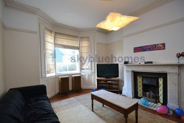 Thumbnail End terrace house to rent in West Street, Leicester