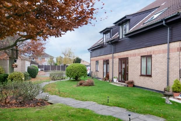 Thumbnail Flat for sale in Meadow Court, Gorleston, Great Yarmouth, Norfolk